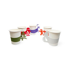 Cups With Bite クリスマス